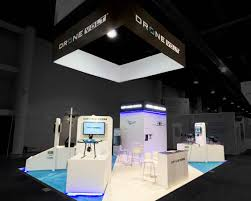las vegas trade show booth rentals custom exhibits displays 20x30 rental booth in las vegas for ces trade show