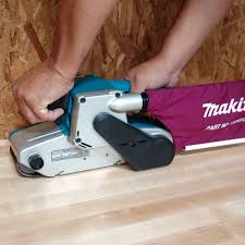 Used Floor Sanding Equipment For Sale by Makita 9920 8 8 Amp 3 Inch By 24 Inch Variable Speed Belt Sander