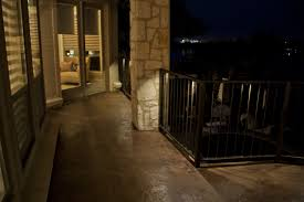 austin landscape lighting design deck lighting nightscenes