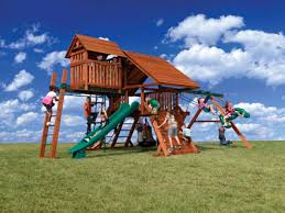 Backyard Adventure Playset by Backyard Adventures Swing Sets And Playsets Tn Lawn Service