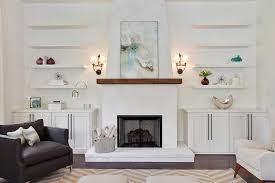 Fireplace Mantel Shelves Designs by Incredible Mantel Wall Shelves Decorating Ideas Images In Family