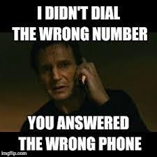 Wrong Number Meme - top 24 wrong number meme wrong number meme meme and memes