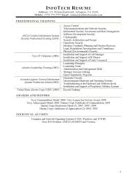 Marine Corps Resume Examples by It Resume Samples Infotechresume