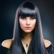 hairstyles for straight afro hair tasteful haircuts for long straight hair