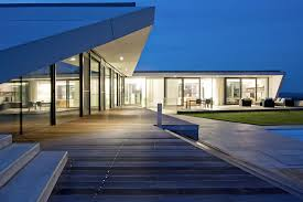 House Design Glass Modern by L Shaped Design Homes