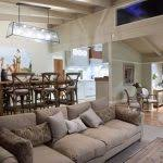 Burton James Sofa Bare Windows Kitchen Contemporary With Regency House Defrost Function