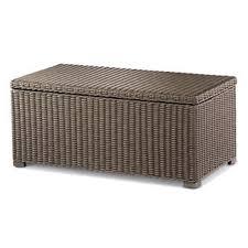 heatherstone wicker patio furniture collection threshold target