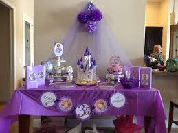 sofia the birthday party sofia the birthday party ideas photo 7 of 13 catch my party