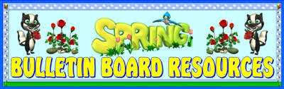 Spring Bulletin Board Displays and Themes to Brighten Your Classroom