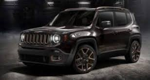 jeep renegade convertible 2018 jeep renegade convertible cars preview price