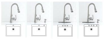 Bathroom Faucet Leak Repair Moen Motionsense Faucet Kitchen Faucet 1 2 3 Or 4 Moen Motionsense