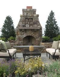 patio fireplace u0026 pits in frederick md poole u0027s stone u0026 garden