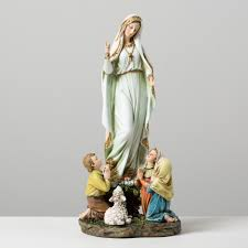 our lady of fatima figure 12