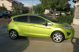 ford fiesta png the fords u0027 green ford fiesta earnhardt reviews