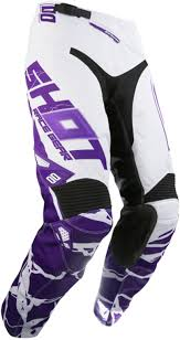 purple motocross gear shot aerolite magma 650 motocross shotmx race gear jersey pant