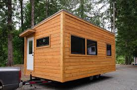 tiny house town the ptarmigan from rewild tiny homes