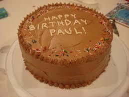 yellow cake u0026 chocolate frosting u2013 happy hollandaise