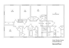 Floor Plan For Residential House Living Learning Communities Office Of Residential Life