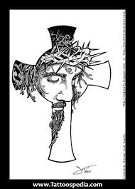 Jesus Cross Tattoos On - cross tattoos and designs page 108