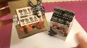 Halloween Milk Carton Crafts by Maymay Made It Dt Project Halloween Milk Carton Treat Box Tutorial