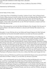 39 last will and testament forms u0026 templates template lablast