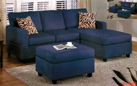 Blue Sectional With Chaise Chaise Sofa Blue Thesecretconsul Com
