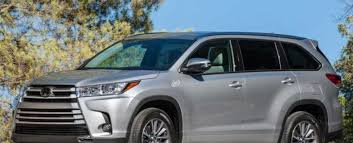 colors for toyota highlander 2018 toyota highlander release date price interior redesign