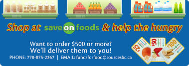 gift card vendors rotary save on foods gift card program sources foundation
