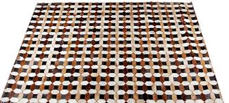 Cowhide Leather Rug High Quality Woven Outdoor Rugs Promotion Shop For High Quality