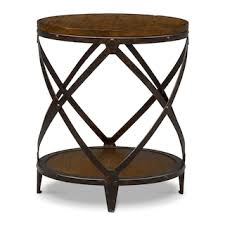 round end tables cheap end tables living room tables value city furniture and mattresses