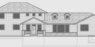 house plans with garage on side side load garage house plans floor plans with side garage