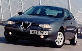 alfa romeo classic blue the 10 best alfa romeo saloons ranked cars