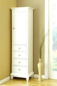 Narrow Storage Cabinet For Bathroom Amazing Bathroom Towel Storage Cabinet And Medium Size Of