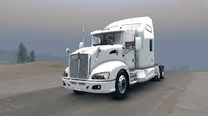 2014 kenworth kenworth t600 for spin tires
