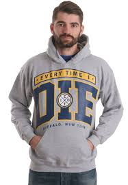 die sweater every i die chaos reigns sportsgrey hoodie impericon com uk