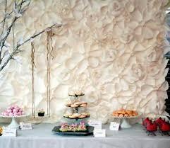 wedding backdrop ideas for reception simple wedding decor 18 diy wedding backdrops