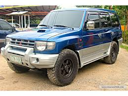 mitsubishi pajero 2004 for sale mitsubishi pajero field master ralliart edition at