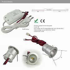 Dimmable Led Puck Lights 1wx9pcs Set 900lm Light Dimmable Mini Led Downlight Led Puck Light
