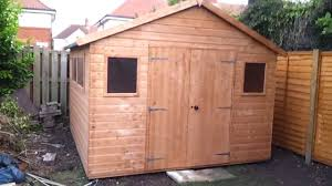 new workshop constructed now for the fitting out youtube