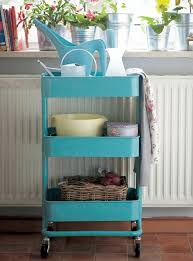 another use for the popular råskog kitchen trolley as seen in