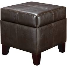 furniture storage ottoman with tray walmart storage ottomans