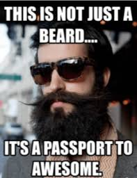 Memes About Beards - fa fashion