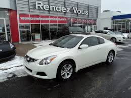 nissan altima coupe 2013 used used 2013 nissan altima coupe 2 5 premium at rendez vous nissan