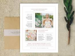 wedding photography pricing photographer magazine style pricing guide template laurel