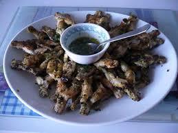 grenouille cuisine recette de cuisses de grenouille à la persillade