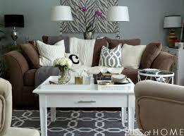 brown livingroom brown sofa living room ideas wonderful home design