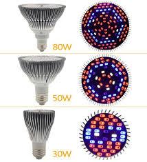 full spectrum light for plants 30w 50w 80w e27 par20 par30 par38 full spectrum led grow light plant
