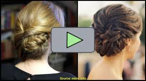 Hochsteckfrisurenen Lange Haare Konfirmation by 100 Hochsteckfrisurenen Schulterlanges Haar Konfirmation
