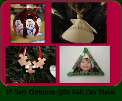 holiday gift ideas for preschoolers to make