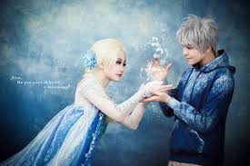 photo collection elsa and jack frost